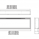 Dimplex Ignite XL 100″ -line_image